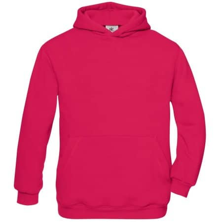 Hooded Sweat / Kids von B&C (Artnum: BCWK681