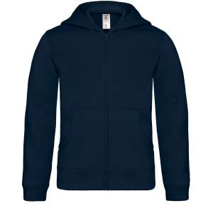 Hooded Full Zip Sweat / Kids