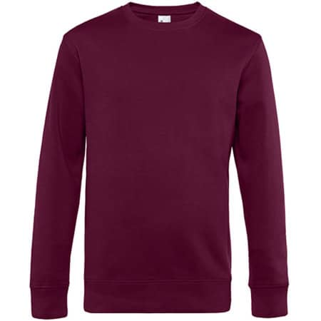KING Crew Neck Sweat von B&C (Artnum: BCWU01K