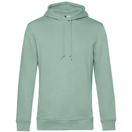 Organic Hooded Sweat von B&C (Artnum: BCWU33B