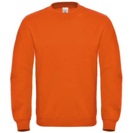 Sweat ID002 in Orange von B&C (Artnum: BCWUI20