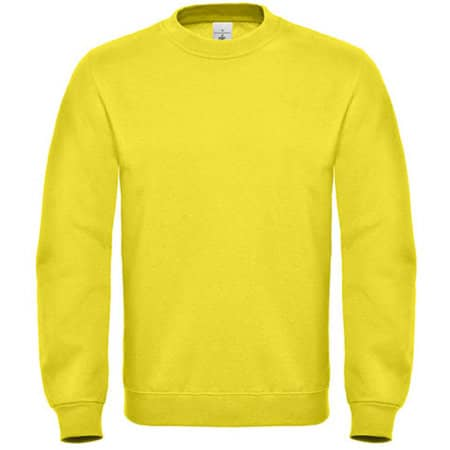 Sweat ID002 in Solar Yellow von B&C (Artnum: BCWUI20