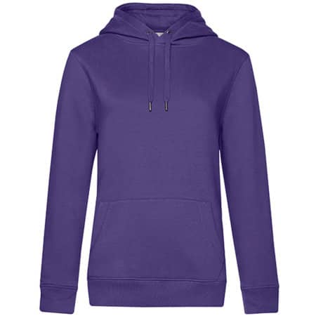 QUEEN Hooded Sweat /Women von B&C (Artnum: BCWW02Q
