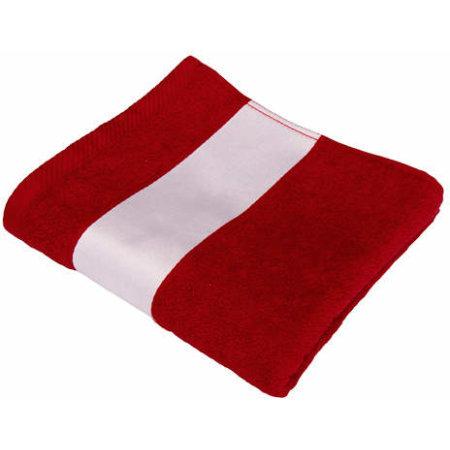 Sublim Bath Towel von Bear Dream (Artnum: BD470