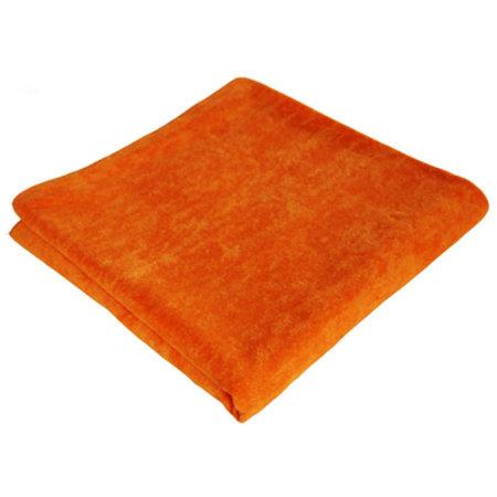 Velour Beach Towel in Orange von Bear Dream (Artnum: BD500