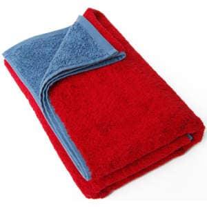 Double-Colour Bath Towel