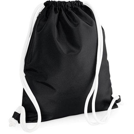Icon Gymsac in Black von BagBase (Artnum: BG110