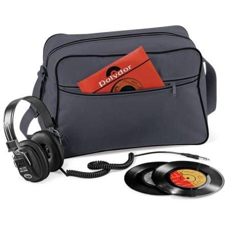 Retro Shoulder Bag von BagBase (Artnum: BG14