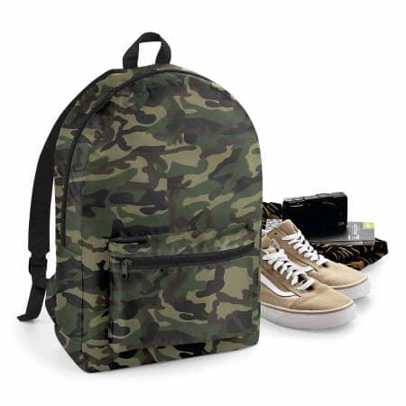 Packaway Backpack von BagBase (Artnum: BG151