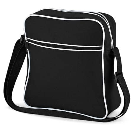 Retro Flight Bag von BagBase (Artnum: BG16