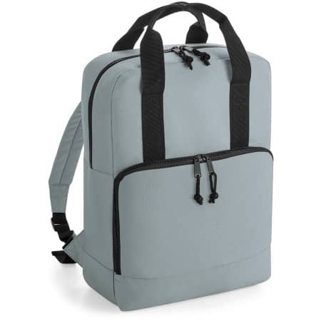 Recycled Twin Handle Cooler Backpack von BagBase (Artnum: BG287