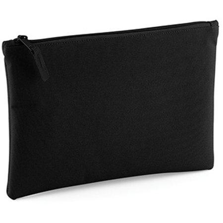 Grab Pouch in Black von BagBase (Artnum: BG38