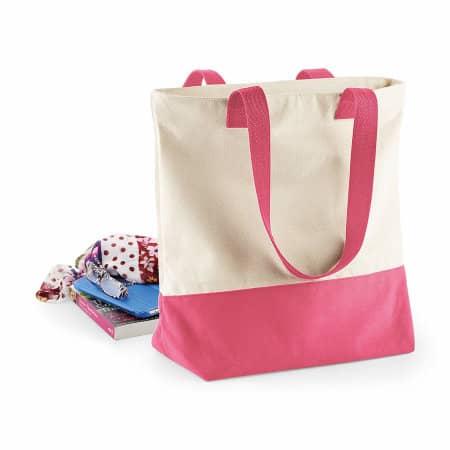Westcove Canvas Shopper von BagBase (Artnum: BG683