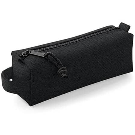 Essential Pencil / Accessory Case in Black von BagBase (Artnum: BG69