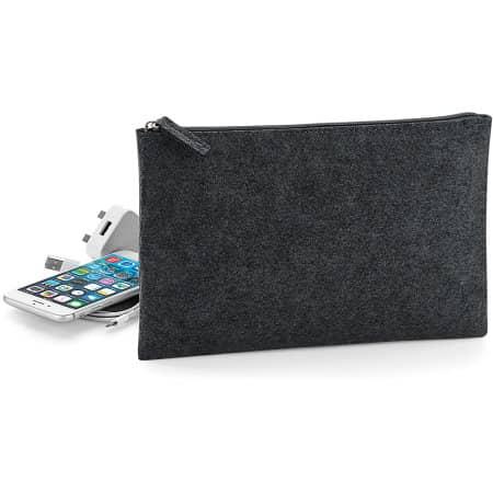 Felt Accessory Pouch von BagBase (Artnum: BG725