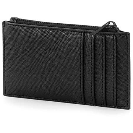 Boutique Card Holder in Black|Black von BagBase (Artnum: BG754