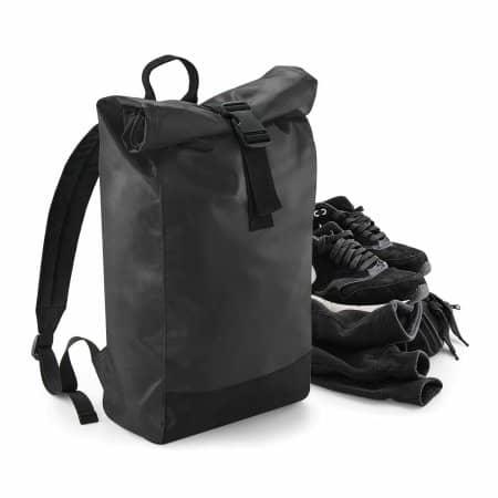 Tarp Roll-Top Backpack von BagBase (Artnum: BG815
