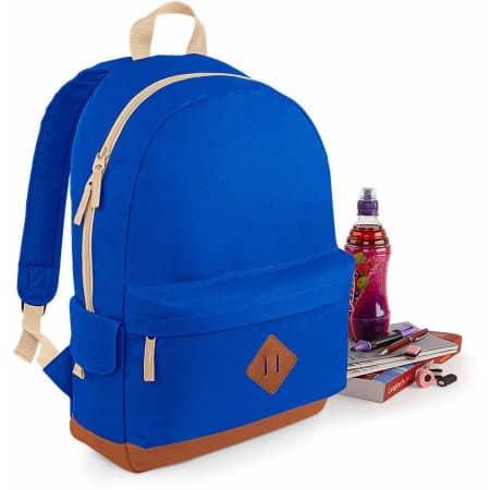 Heritage Backpack von BagBase (Artnum: BG825