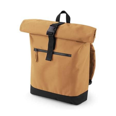 Roll-Top Backpack von BagBase (Artnum: BG855