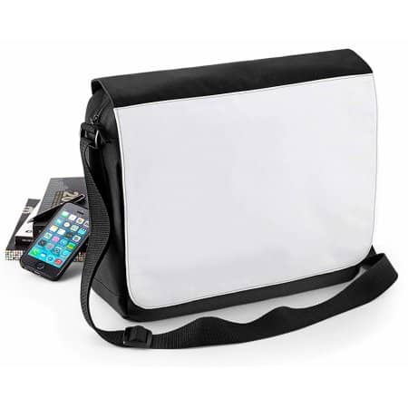 Sublimation Messenger Bag von BagBase (Artnum: BG965