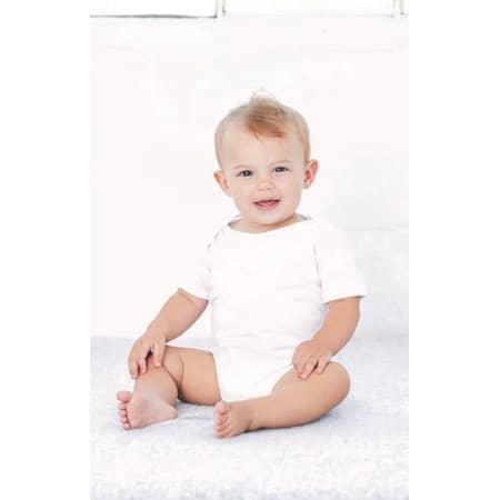 Baby Jersey Short Sleeve Onesie von Bella (Artnum: BL100B