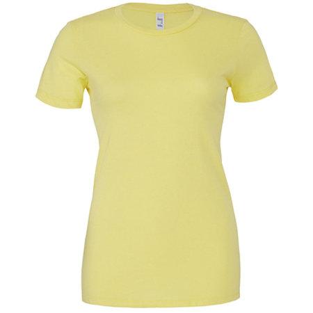 The Favorite T-Shirt in Yellow von Bella (Artnum: BL6004