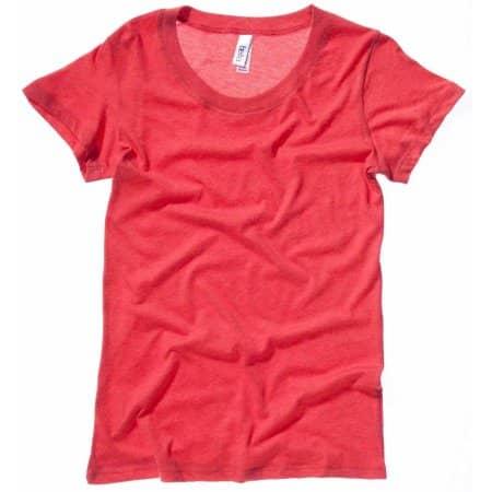 Triblend Crew Neck T-Shirt Woman von Bella (Artnum: BL8413