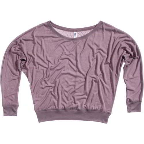 Bella - Flowy Off The Shoulder T-Shirt