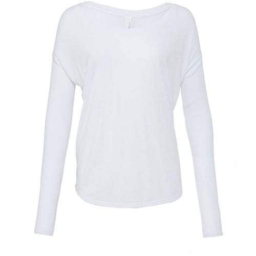 Bella - Flowy Long Sleeve T-Shirt