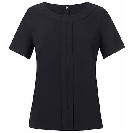 Women`s Verona Short Sleeve Blouse von Brook Taverner (Artnum: BR803