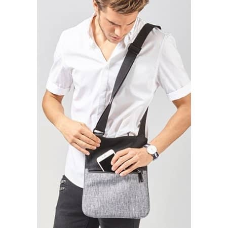 Messenger Bag - Washington von bags2GO (Artnum: BS15392