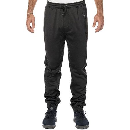 Joggers in Black von Burnside (Artnum: BU8801