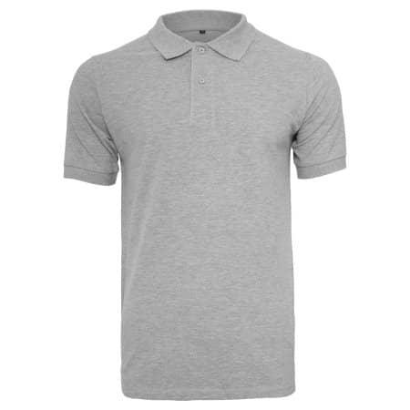 Polo Piqué Shirt von Build Your Brand (Artnum: BY008