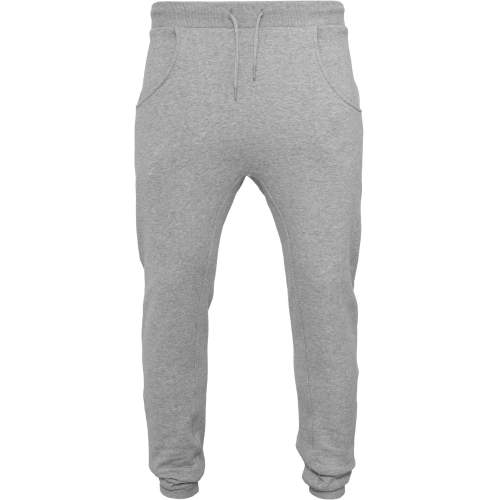 Build Your Brand - Heavy Deep Crotch Sweatpants