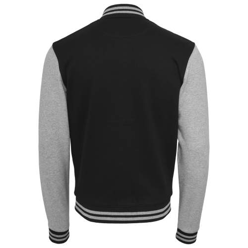 Build Your Brand - Sweat College Jacket