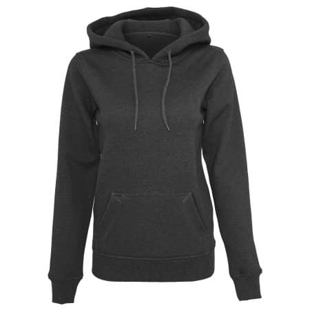 Ladies` Heavy Hoody von Build Your Brand (Artnum: BY026