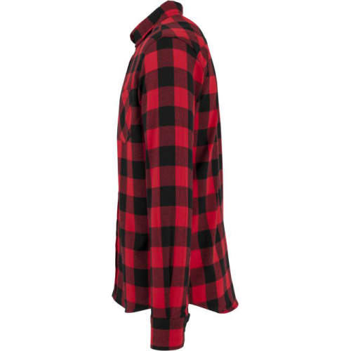 Build Your Brand - Checked Flannel Shirt