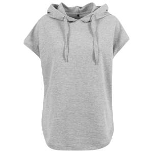 Ladies` Sleeveless Hoody