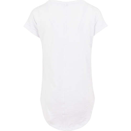 Build Your Brand - Ladies` Long Slub Tee