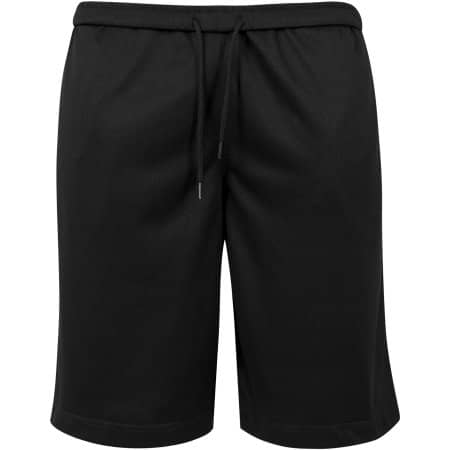 Mesh Shorts von Build Your Brand (Artnum: BY048