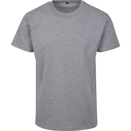 Basic T-Shirt von Build Your Brand (Artnum: BY090