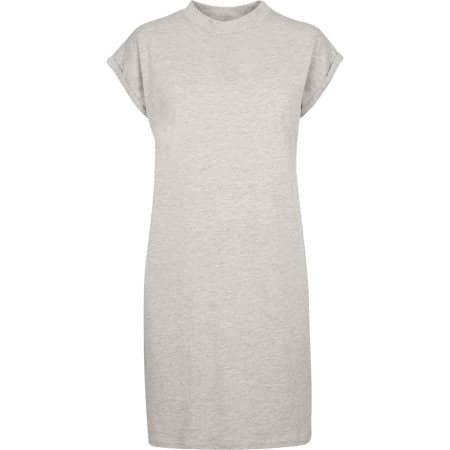 Ladies Turtle Extended Shoulder Dress von Build Your Brand (Artnum: BY101