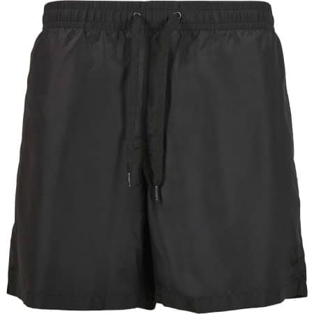 Recycled Swim Shorts von Build Your Brand (Artnum: BY153