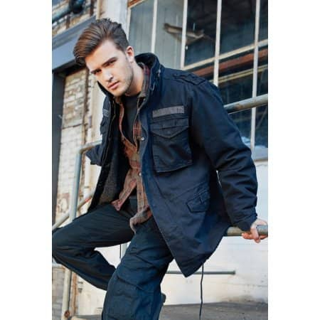 M-65 Giant Jacket von Build Your Brandit (Artnum: BYB3101