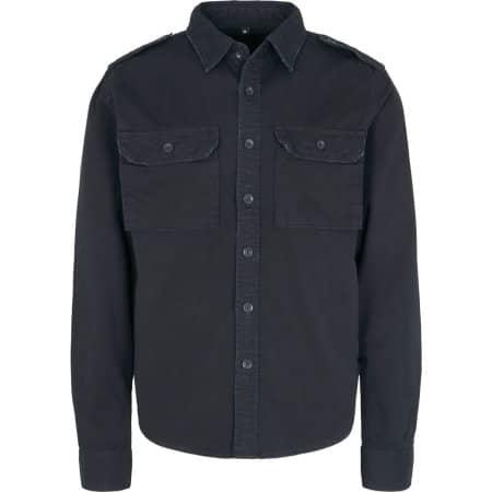 Vintage Shirt Longsleeve von Build Your Brandit (Artnum: BYB9373
