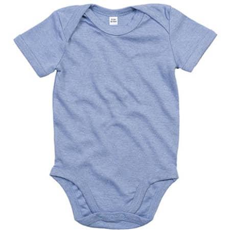 Baby Bodysuit in Dusty Blue von Babybugz (Artnum: BZ10