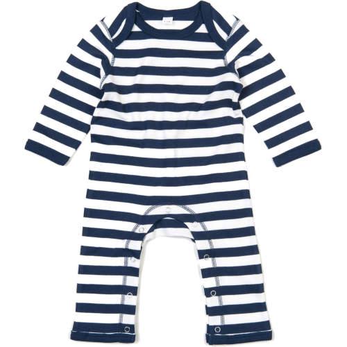 Babybugz - Baby Stripy Rompasuit
