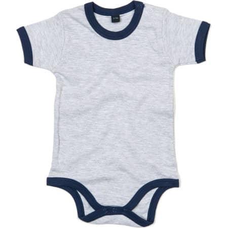 Baby Ringer Bodysuit von Babybugz (Artnum: BZ19