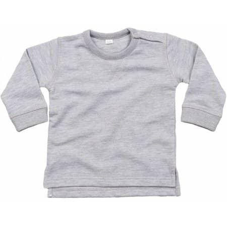 Baby Sweatshirt von Babybugz (Artnum: BZ31