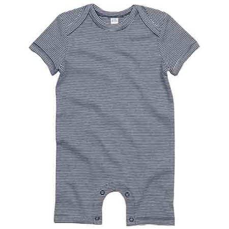 Baby Striped Playsuit von Babybugz (Artnum: BZ48